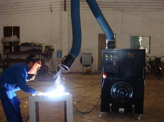 移动式焊接烟尘